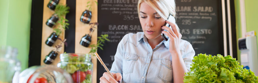 Telephone Systems for Restaurants
